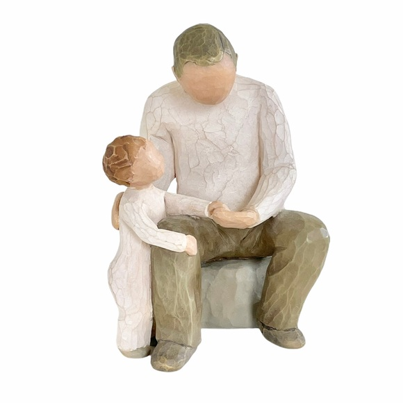 Willow Tree Grandfather Statue